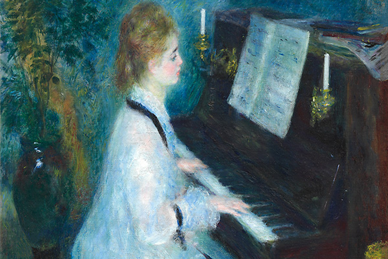 Renoir: intimitatea