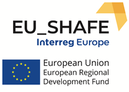 EU_SHAFE Interreg Europe, European Union European Regional Development Fund
